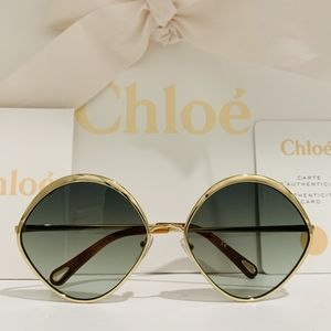 Chloe DANI Sunglasses Style CE168S in 733 (Gold)